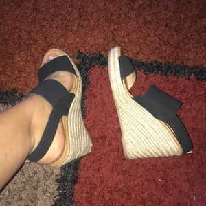 DV wedges